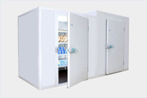 PU Sandwich Cold Room Panel For Chinese Refrigeration Freezing Room , Width 950mm