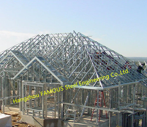 Versatile Modular Steel Framing Systems Size Customized Steel Frame Buildings