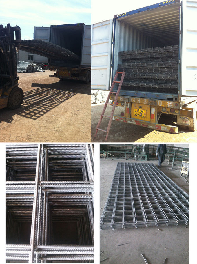 Prefabricated Reinforcing Steel Bars Hot Rolling with alloy steel