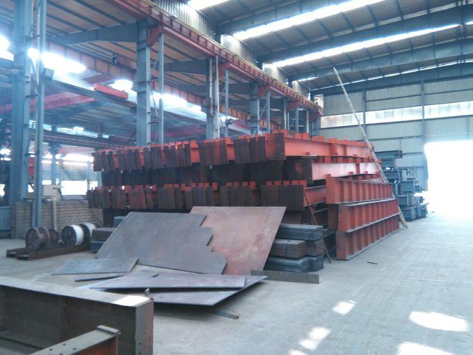 Steel Structure Industrial Steel Buildings Pre Engineered