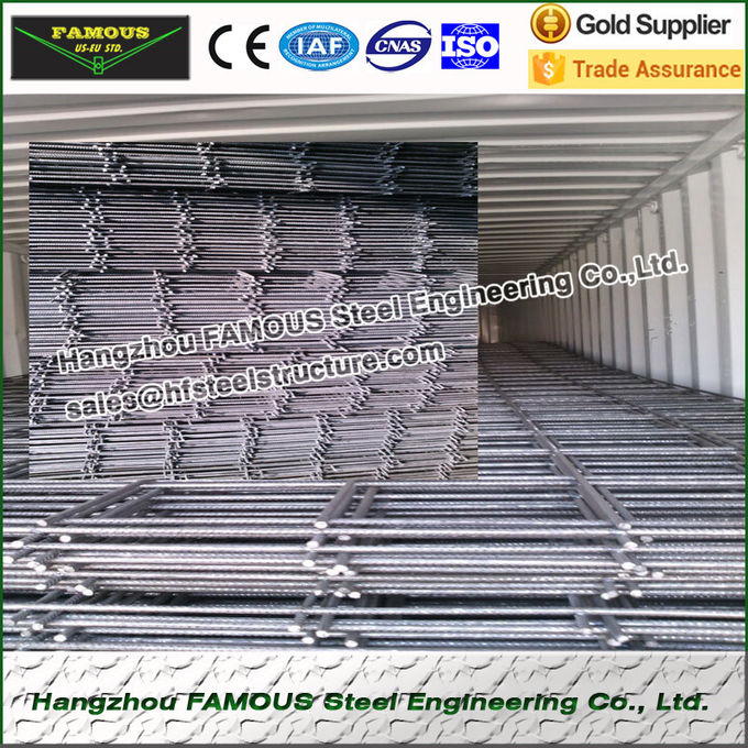 Multifunctional Steel Reinforcing Mesh Build Smaller Concreting Projects